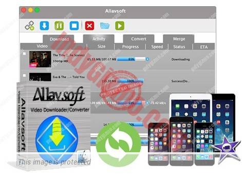 Allavsoft for Mac