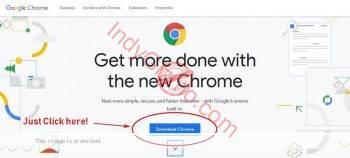Download Google Chrome Offline Setup