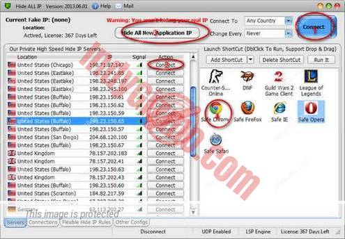 10% Off – Hide ALL IP Coupon Codes