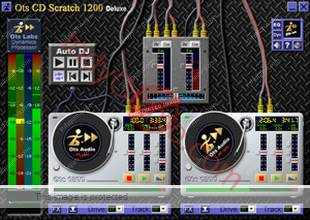 Ots Labs Ots CD Scratch 1200