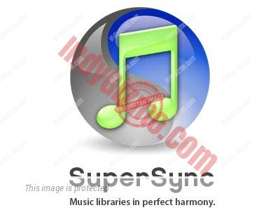 supersync iTunes library manager