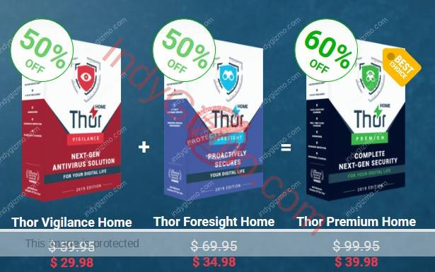 Heimdal Thor Security Software
