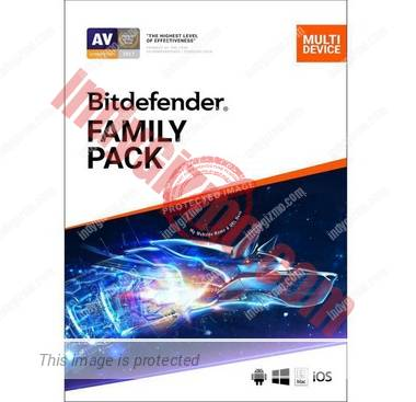 40% Off – Bitdefender Family Pack Coupon Codes