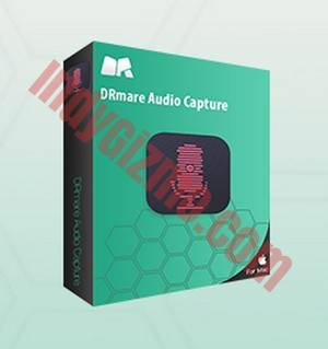 DRmare Streaming Audio Recorder