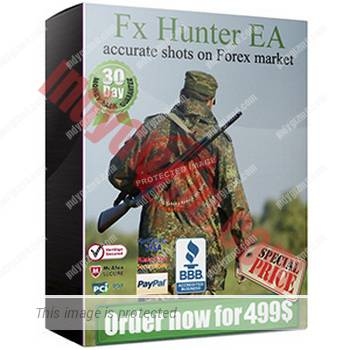10% Off – FX Hunter EA Coupon Codes