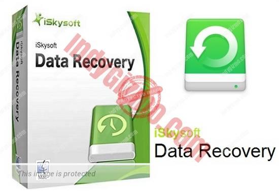 iSkysoft Data Recovery Pro