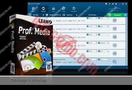 Leawo Prof Media